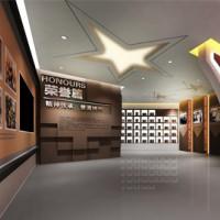陕西企业展厅设计制作施工服务
