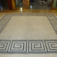 亚美地毯 羊毛地毯 A1165 进口新西兰羊毛 手工制做 中国软饰
